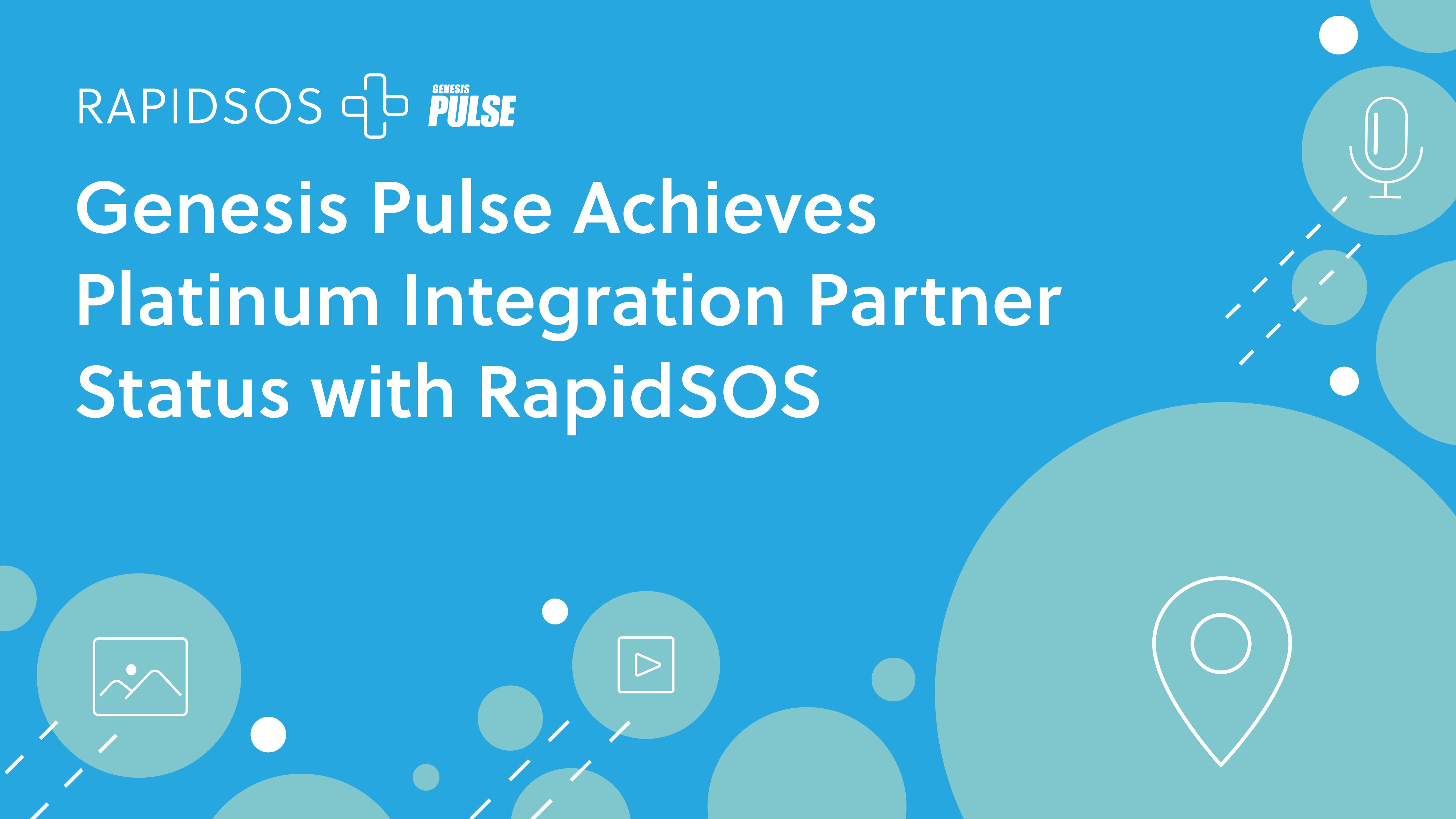 RapidSOS Genesis Pulse Platinum