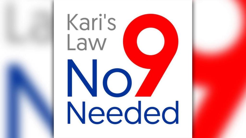 Kari's Law Logo