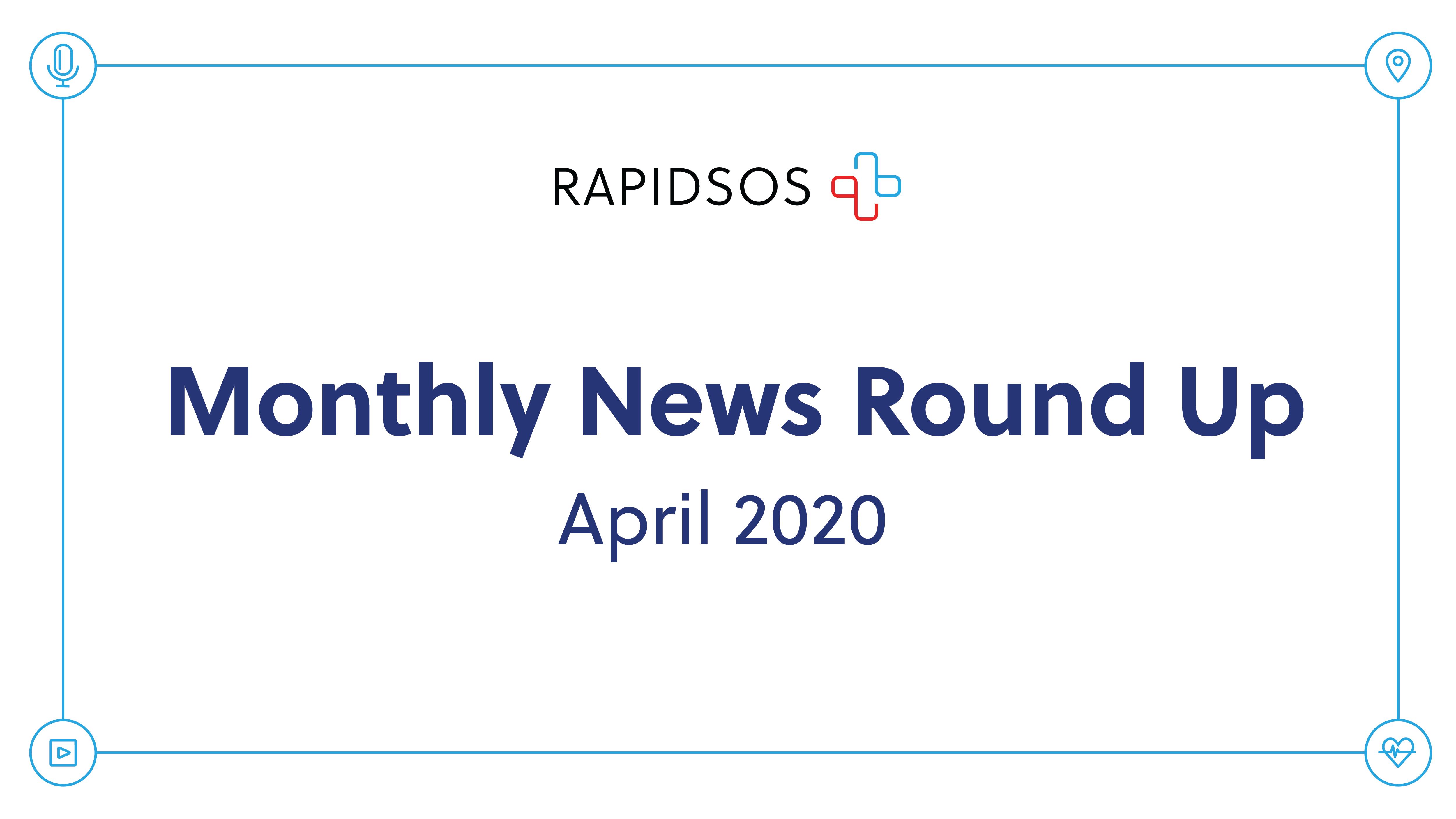 News Round Up April
