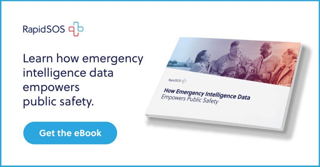 Ebook - how emergency intelligence data empowers public safety