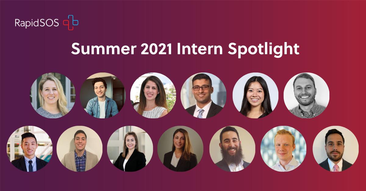 Summer Interns Spotlight
