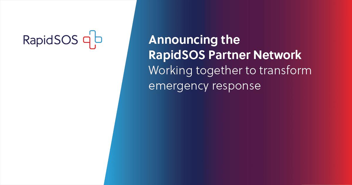 RapidSOS Partner Network