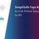 SimpliSafe Announcement