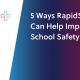 5 Ways RapidSOS Can Help Improve School Safety