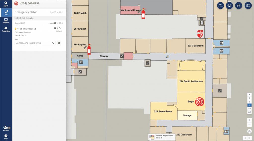 GeoComm Indoor Maps RSOS Ready Blog Post